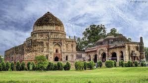 Lodhi Garden Mughal Delhi - Free photo on Pixabay