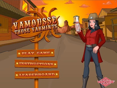 Vamousse Those Varmints- screenshot thumbnail