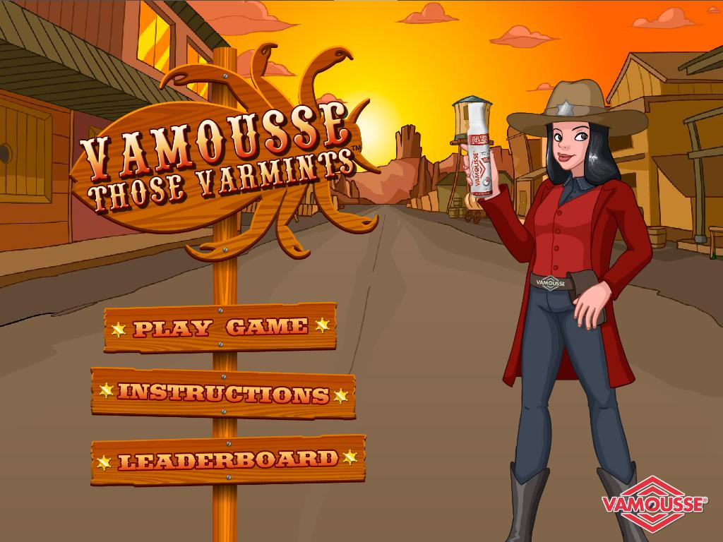 Vamousse Those Varmints- screenshot