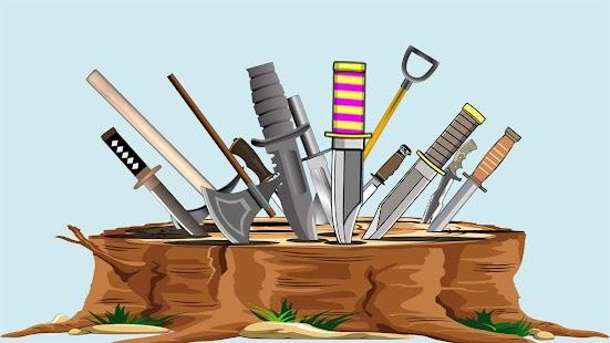 Flipping Stick The Knife 2 - náhled