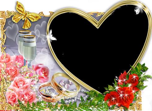 valentine frames plus screenshot - Valentines Picture Frames