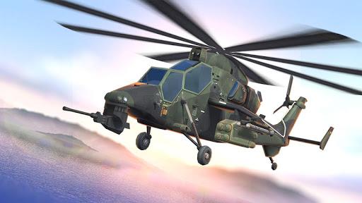 Helicopter Air Gunship : Modern War apktram screenshots 10