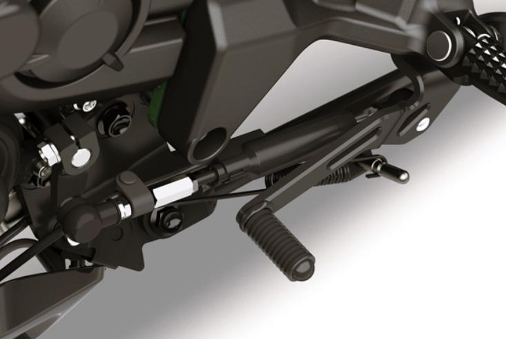 Kawasaki Z-H2 2020 สุดยอดรถจักรยานยนต์ไฮเปอร์ไบค์7