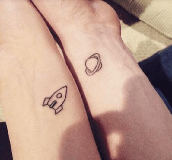 Tatuajes Para El Y Ella