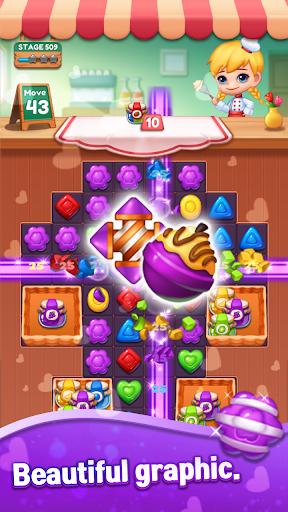 Sweet Candy POP : Match 3 Puzzle screenshots 15