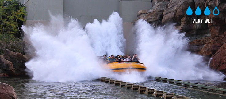 Jurassic Park River Adventure at Universal