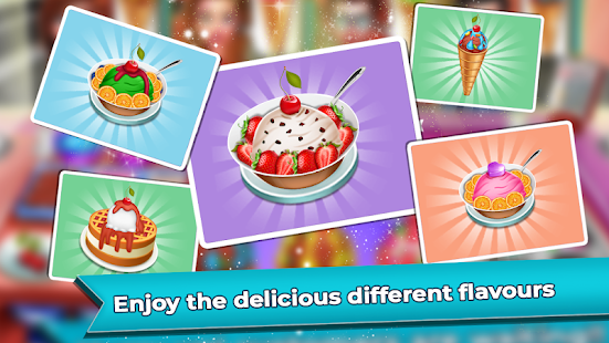 My IceCream Shop - Frozen Desserts Cupcakes Screenshot