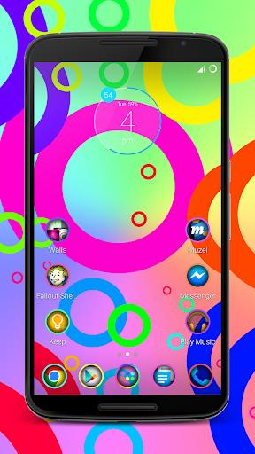 Rings icon theme