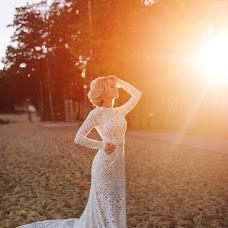 Wedding photographer Nadezhda Zhizhnevskaya (NadyaZ). Photo of 01.10.2015
