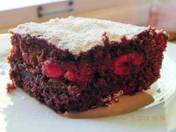 Black Forest Buttermilk Cake Recipe