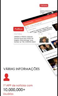 Central das Notícias for PC-Windows 7,8,10 and Mac apk screenshot 1