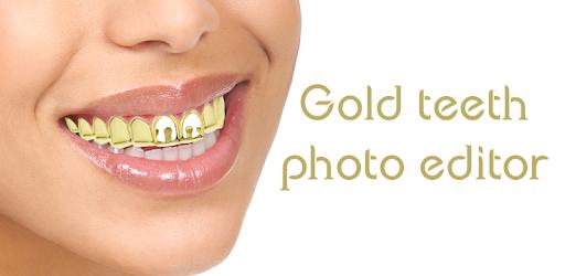 Gold Teeth Photo Editor Apps On Google Play