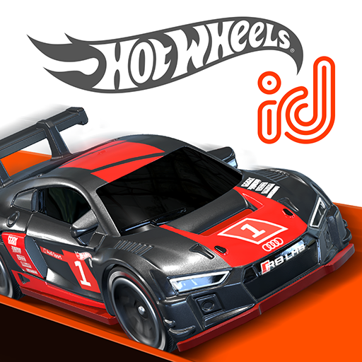 Hot Wheels id Icon