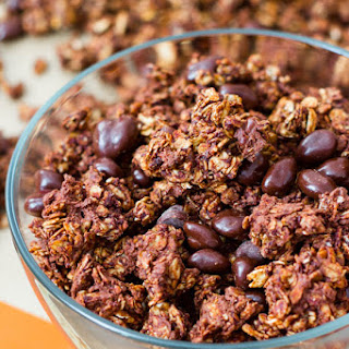 Triple Chocolate Crunch Granola
