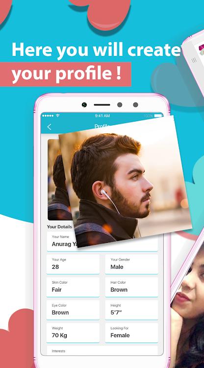 Kirjoita paras online dating Profile