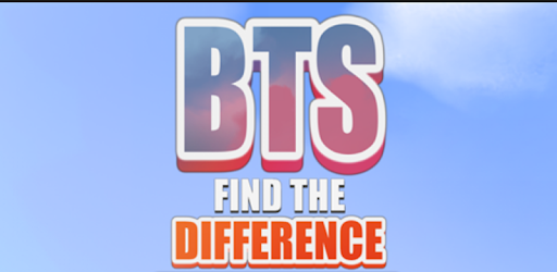 BTS Find The Difference for PC
