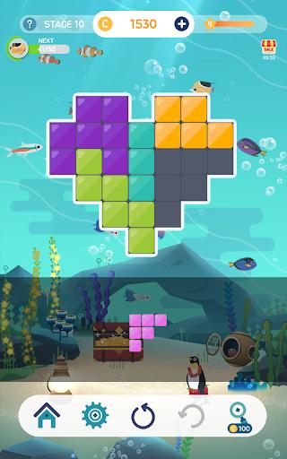 Puzzle Aquarium 31 screenshots 14