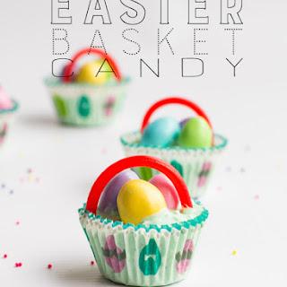 Homemade Chocolate Easter Baskets
