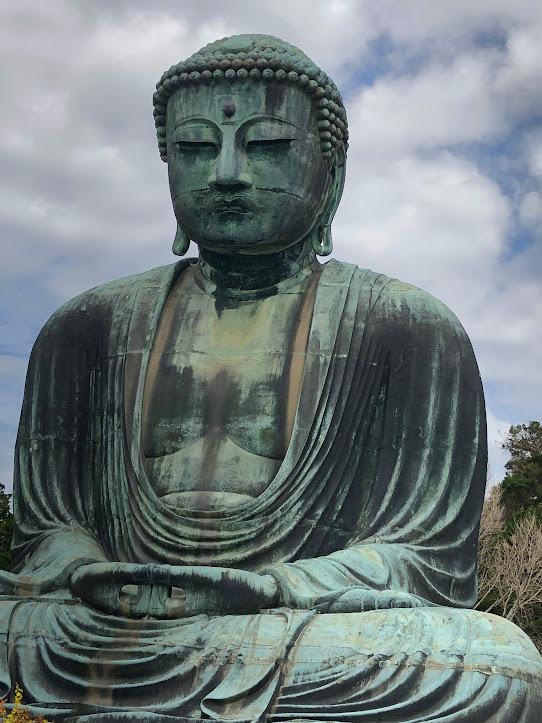 鎌倉の観光名所でもある大仏