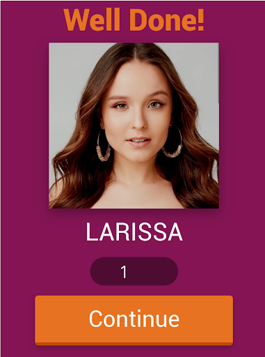 Larissa Manoela: QUIZ 2020 android2mod screenshots 2