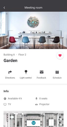 Interact Workspace screenshot 1