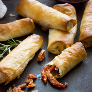Phyllo Pastry Cigars Recipes