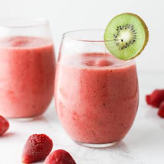 Strawberry Kiwi Smoothie Recipe
