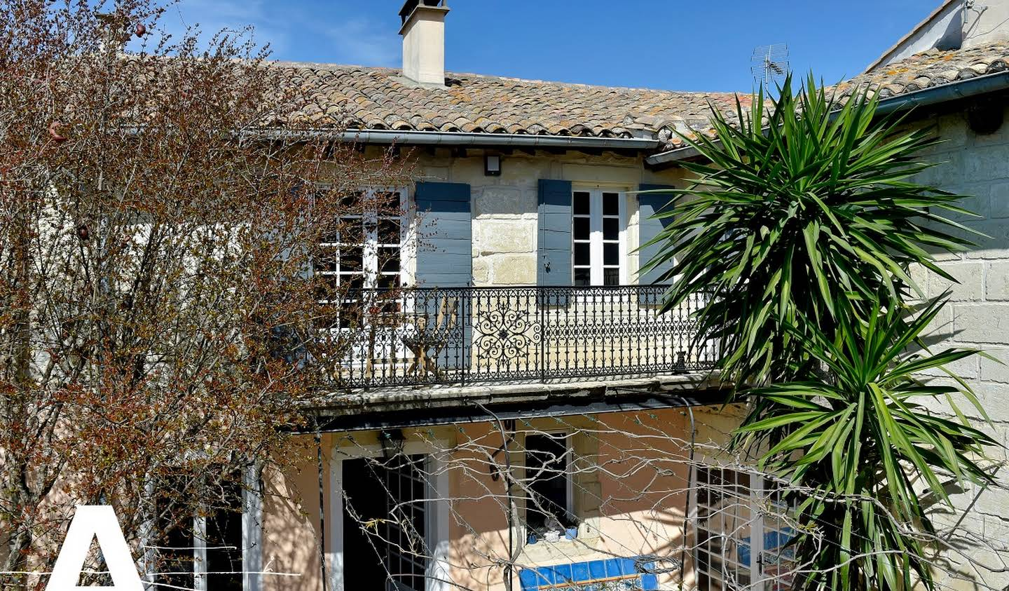 Maison Sommieres