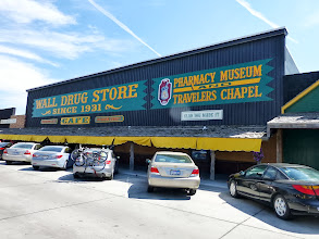 Photo: Wall Drug: Of course I knew about it and it was definitely on my itinerary!!