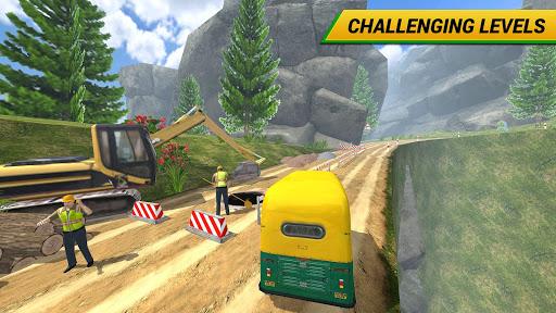 Offroad Tuk Tuk Driving Simulator Free 1.0 screenshots 1