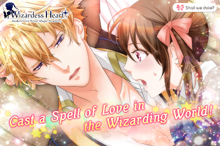 WizardessHeart - otome game/dating sim 1.7.0