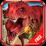 Dinosaur Fighting Evolution 3D Icon
