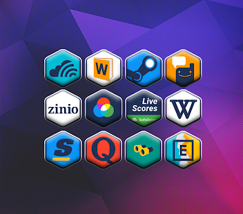 Xucon - Icon Pack Screenshot