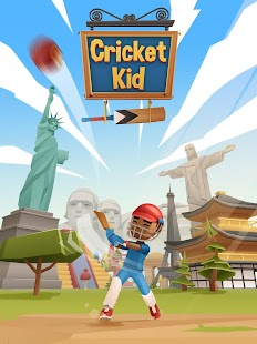 Cricket Kid Screenshot