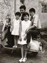 Photo: Mari Paz, Ricardo, Rosi y Milio