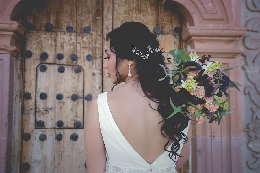 Fotógrafo de bodas Adriana Garcia (weddingdaymx). Foto del 05.02.2018