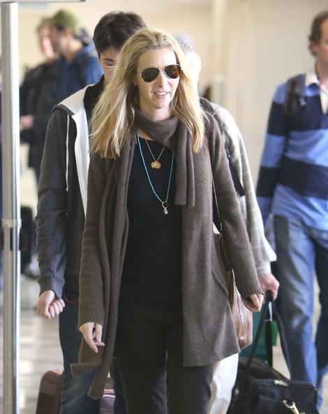 Lisa Kudrow;s casual yet classy fashion style