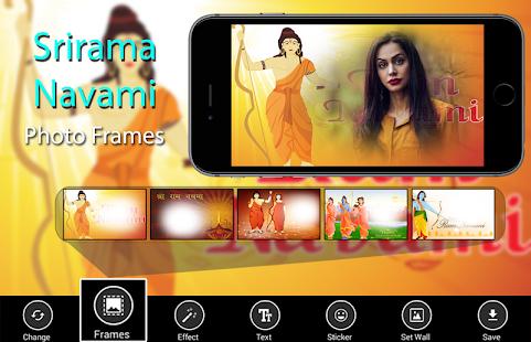 Srirama Navami Photo Frames - náhled