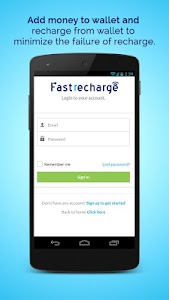 Fast recharge- Mobile Recharge screenshot 4