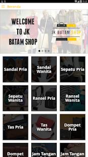 [JK Batam Shop] Screenshot 2