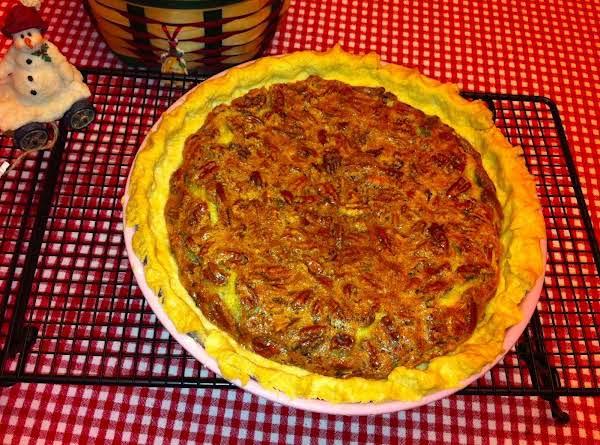 Perfect Pecan Pie!