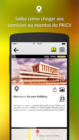 android PAICV Screenshot 2