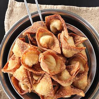 Fried Pork Wontons.