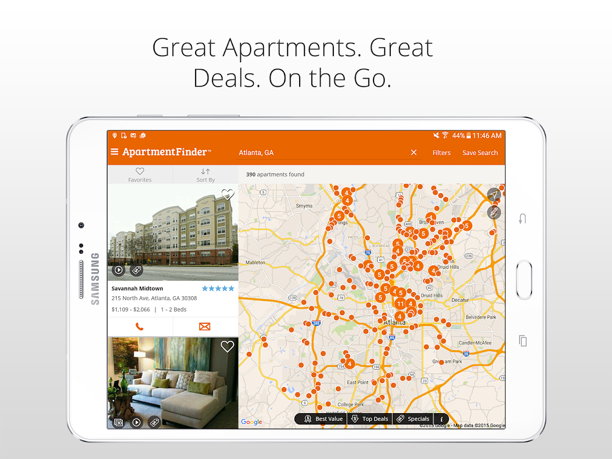 apartment finder - android apps on google play