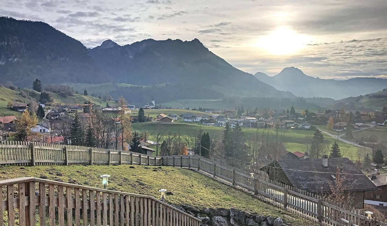 Chalet Val-de-Charmey