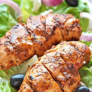Easy Greek Marinated Chicken