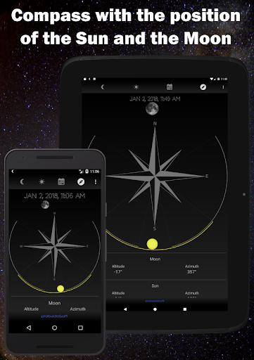 Moon Phase Calendar 1.41 screenshots 11