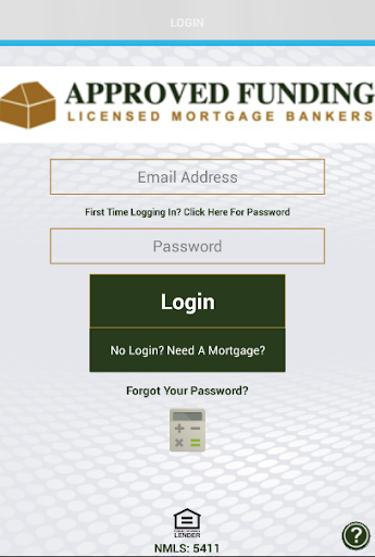 Approved Funding