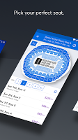 screenshot of Ticketmaster Event Tickets