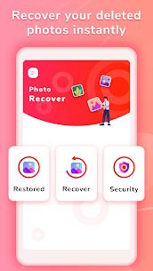 Recover & Restore Deleted Photos [Unlocked] v1.2.0 1